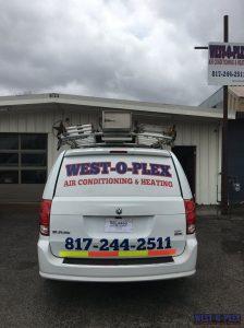 West O Plex Van