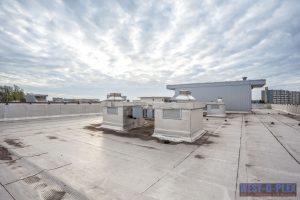 Unit On Flat Roof